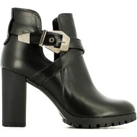 Shoes Women Ankle boots Grace Shoes 6228 Ankle boots Women Black Black
