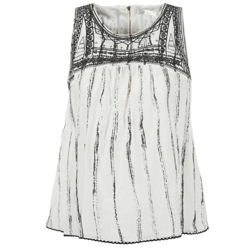 Clothing Women Tops / Blouses See U Soon SAVANNA White