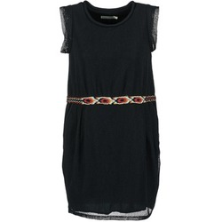 Clothing Women Short Dresses See U Soon MOREPEN Black