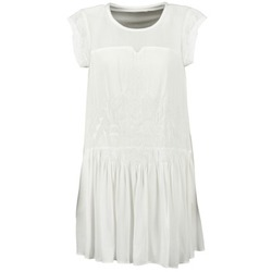Clothing Women Short Dresses See U Soon KELLITS White