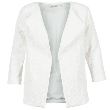 Clothing Women coats See U Soon DACKA White