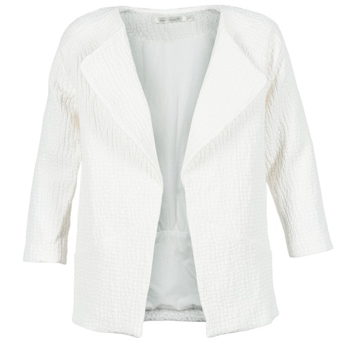 Clothing Women Coats See U Soon DACKA White