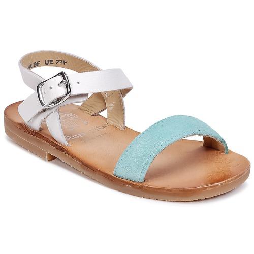 Shoes Girl Sandals Start Rite FLORA II Blue