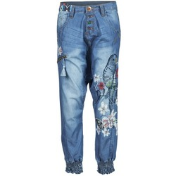 Wide leg / Harem trousers Desigual ANIATINE