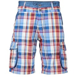 Clothing Men Shorts / Bermudas Desigual IZITADE Multicoloured