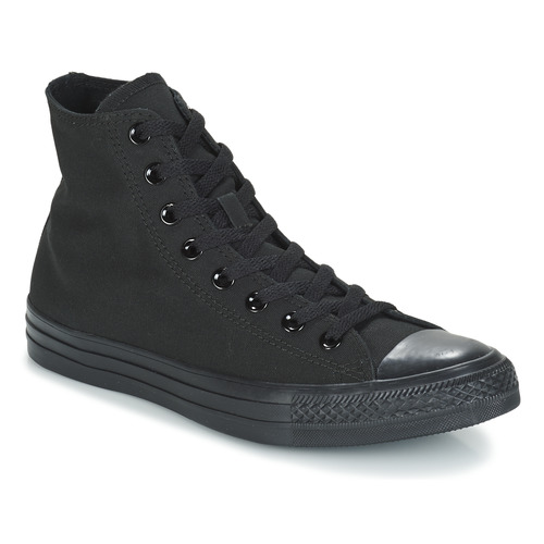 Shoes Hi top trainers Converse ALL STAR CORE HI Black Monochrome