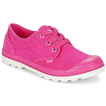Shoes Women Low top trainers Palladium US OXFORD Pink