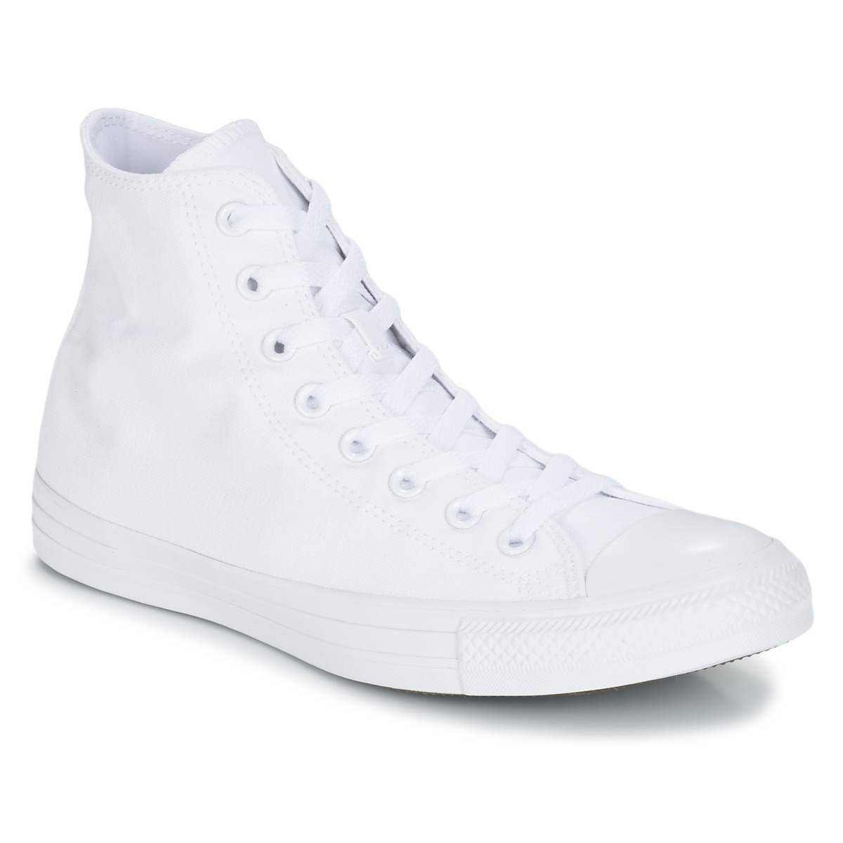 converse all star monochrome bianco
