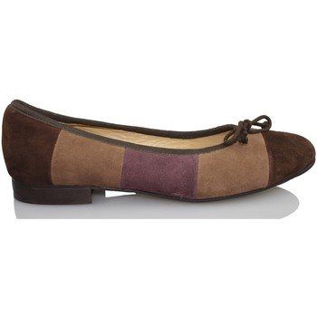 Shoes Women Flat shoes Sandra Stylo COCOO BROWN