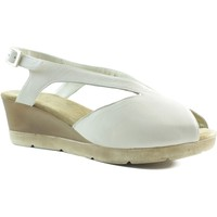 Shoes Women Sandals Montesinos comfortable anatomic sandal BEIGE