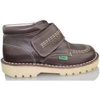 Shoes Children Hi top trainers Rubio Y Castaño RUBIO Y CASTANO NAPA BROWN