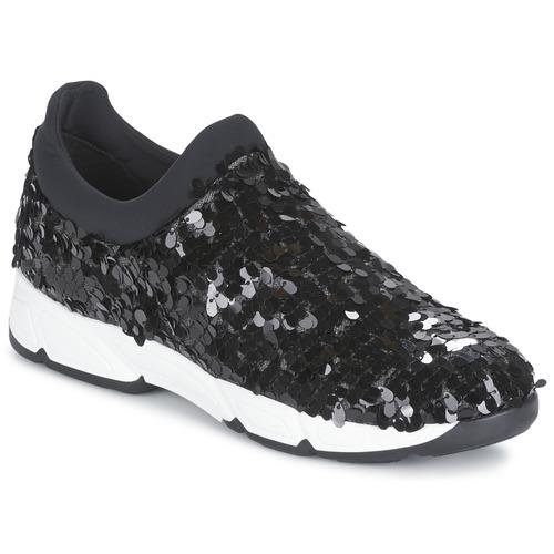Shoes Women Slip-ons Meline OBALA Black