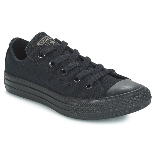 Shoes Children Low top trainers Converse CHUCK TAYLOR ALL STAR MONO OX Black