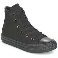 Shoes Children Hi top trainers Converse CHUCK TAYLOR All Star II HI Black