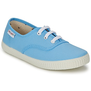Shoes Low top trainers Victoria INGLESA LONA CIELO