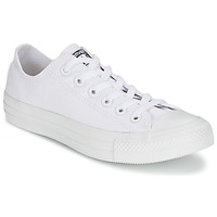 Shoes Low top trainers Converse ALL STAR MONOCHROME OX White