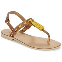 Shoes Women Sandals Betty London ELOINE Yellow