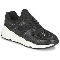 Shoes Women Low top trainers Ash MOOD Black