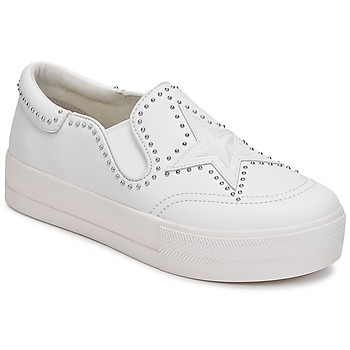 Shoes Women Slip-ons Ash JAGGER White