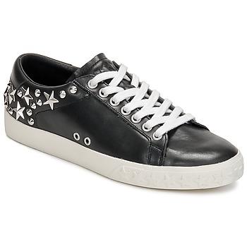 Shoes Women Low top trainers Ash DAZED Black