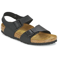 Shoes Boy Sandals Birkenstock NEW YORK Black