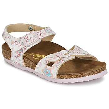 Shoes Girl Sandals Birkenstock RIO Pink