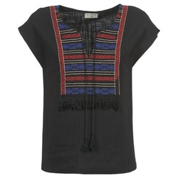 Clothing Women Tops / Blouses Betty London ETROBOLE Black