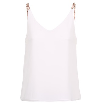 Clothing Women Tops / Blouses Betty London EVOUSA White
