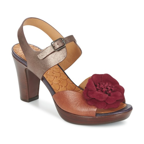 Shoes Women Sandals Chie Mihara JELIO BORDEAUX