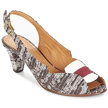 Shoes Women Sandals Chie Mihara WINKA BORDEAUX