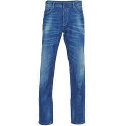 Clothing Men straight jeans Replay 901 Blue / 009