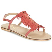 Shoes Women Sandals Ravel LEXINGTON CORAL