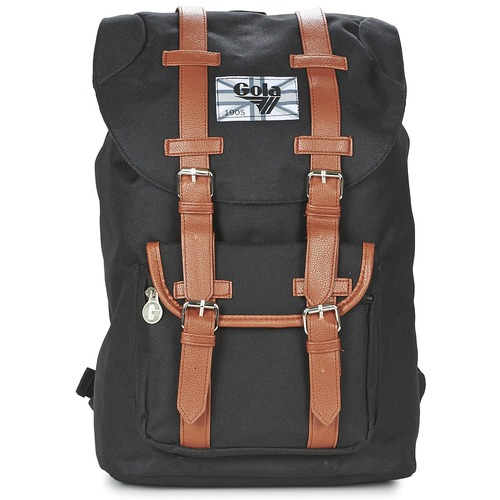 Bags Rucksacks Gola BELLAMY 2 Black / Cognac