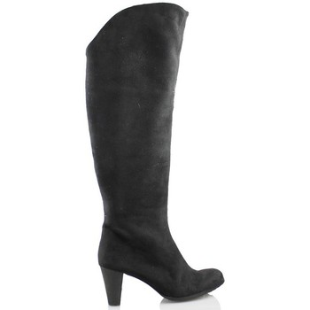 Shoes Women High boots Elia Bruni MICRO BLACK