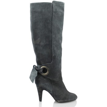 Shoes Women High boots Elia Bruni GRAS GRAFITO GREY