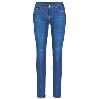 Clothing Women slim jeans Levi's 712 SLIM Bay