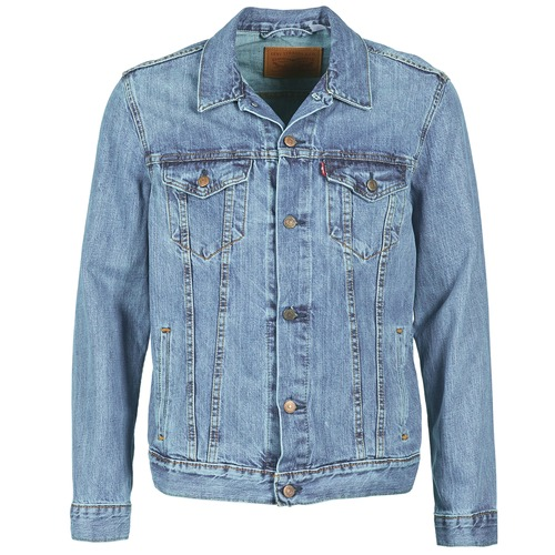 Jacket Levi's The Blue Levi's Jacket Trucker Levi's The Trucker Jacket The The Levi's Blue Blue Trucker fTx6q