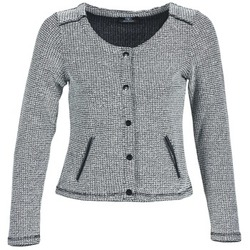 Clothing Women Jackets / Blazers Le Temps des Cerises SOLVEIG Grey