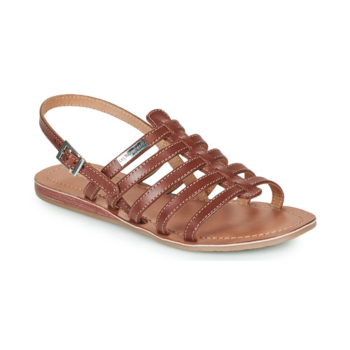 Shoes Women Sandals Les Tropéziennes par M Belarbi HAVAPO Tan