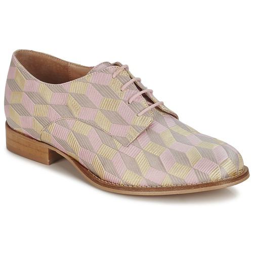 Shoes Women Derby Shoes Betty London ESQUIDE Multicoloured