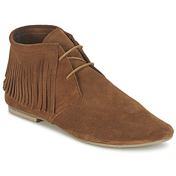 Shoes Women Mid boots Betty London ELODALE Brown