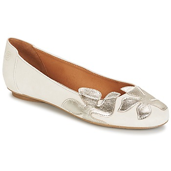 Shoes Women Flat shoes Betty London ERUNE Silver