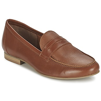 Shoes Women Loafers Betty London EJODEME Brown