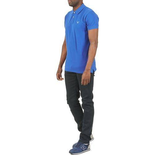 Gant COLLAR CONTRAST CONTRAST Gant PIQUE Blue PIQUE Gant Blue COLLAR 5wSq00