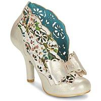 Shoes Women Shoe boots Irregular Choice SASSLE Iris / Beige / Floral