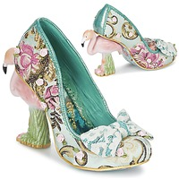 Heels Irregular Choice Blushing Bird