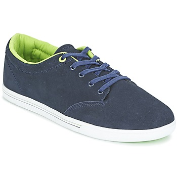 Shoes Men Low top trainers Globe LIGHTHOUSE SLIM MARINE / Yellow