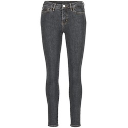 Clothing Women slim jeans Love Moschino AGAPANTE Grey