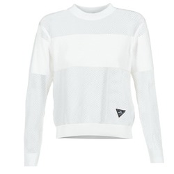 Clothing Women jumpers Love Moschino AIRELLE White