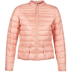 Clothing Women Duffel coats Vila VILANA Pink